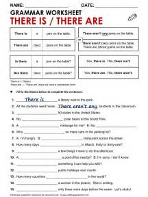 Grammar Practice Worksheets 96 Best There Is And There Are Images On Grammar Lessons And Worksheets