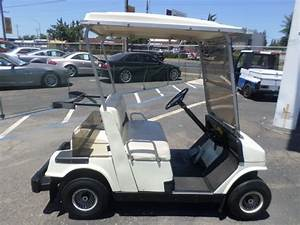 Car For Sale  1995 Yamaha Electric Golf Cart In Lodi