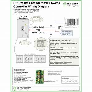 Dmx Standard Switch Controller