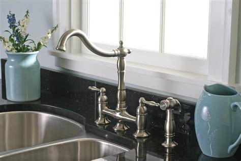 Waterworks Kitchen Bridge Faucets