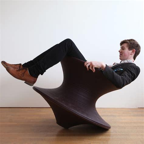 heatherwick studio s chair quot spun quot which made tara