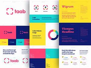 Taab Brand Guide By Kyle Anthony Miller On Dribbble