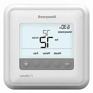 Honeywell Th4210u2002 T4 Pro Programmable Thermostat 2h  1c