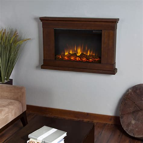 real flame jackson wall mount electric fireplace