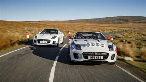 Jaguar F-type Convertible Rally Car Revealed