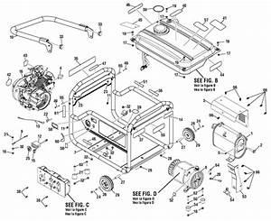 Blackmax Bm903500 3500 Watt Generator Parts And