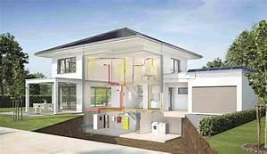 weberhaus la maison a energie positive archicree With maison a energie positive