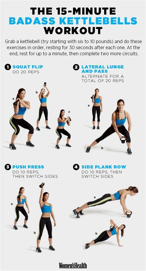 workouts minute yoga body workout kettlebell