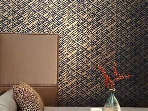 Papier Peint Art Deco : papier peint art deco id es pour la maison pinterest ~ Dailycaller-alerts.com Idées de Décoration