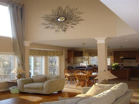 Decorating Ideas For Large Living Room Wall by 20 Mirrors For Living Room Walls Mirror Ideas