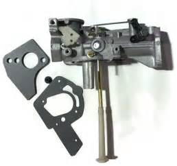 Briggs and Stratton Carburetor Replacement