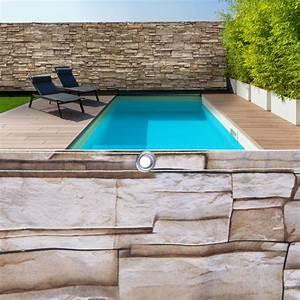 awesome brise vue en pierre ideas joshkrajcikus With amenagement de jardin avec des pierres 15 brise vue de jardin en ardoise noire carrelage et salle de