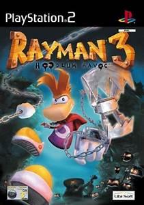 Rayman 3 Hoodlum Havoc PS2 ArgusJeuxfr Argus Jeux