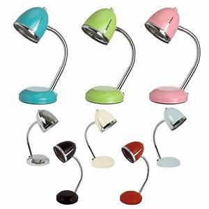 Stehlampe Retro Design : tischlampe colombus aus metall retro design der 50er kramsen ~ Sanjose-hotels-ca.com Haus und Dekorationen