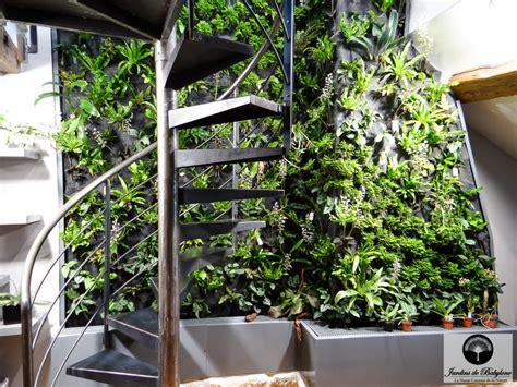 mur de verdure interieur du mur floral au mur v 233 g 233 tal laissons la verdure nous