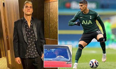 Tottenham Hotspur football star Erik Lamela is banned from ...