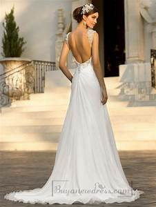 beaded cap sleeves sweetheart a line simple wedding With wedding dresses with cap sleeves and open back
