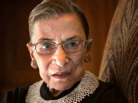 Justice Ginsburg I Will Not Retire From The Supreme Court