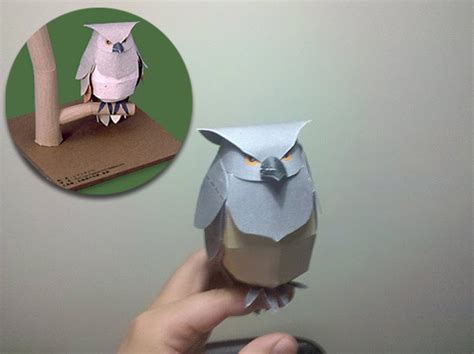 owl barn diy owl sculpture
