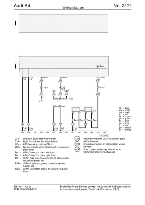 manual audi   audi   wiring diagrams schematy page