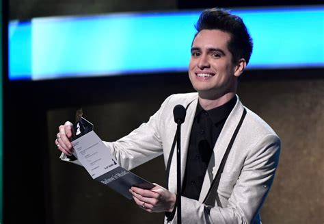Panic At The Discos Brendon Urie Launches Human Rights