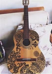Shirt stickers design guitar tribal designs wheretoget for Best brand of paint for kitchen cabinets with guitar body stickers
