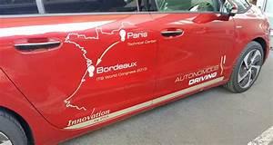 Peugeot Mazamet : peugeot sa voiture autonome parcourt paris bordeaux ~ Gottalentnigeria.com Avis de Voitures