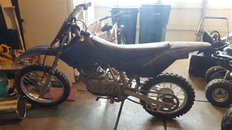 kawasaki cc dirt bike  sale  coeur dalene id