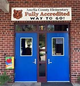 What's New - Amelia County Elementary School