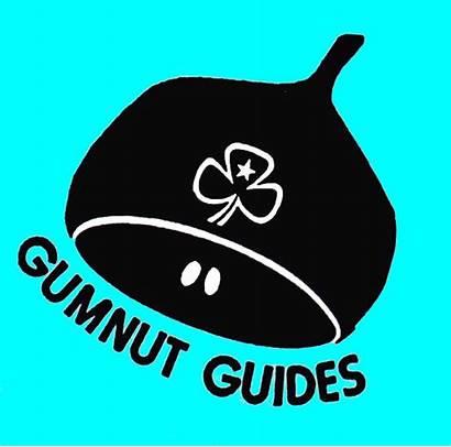 Guides Clip Gumnut Around Thinking Scouts Worlds