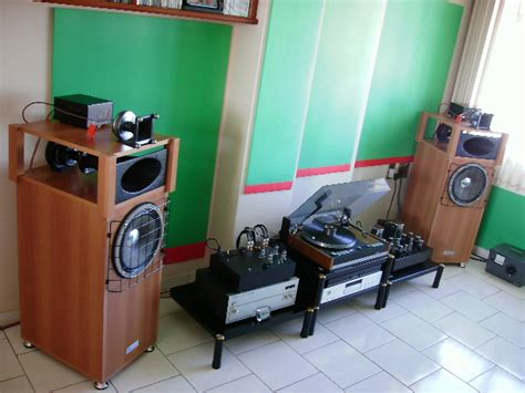 My Audio System (for The Time Being