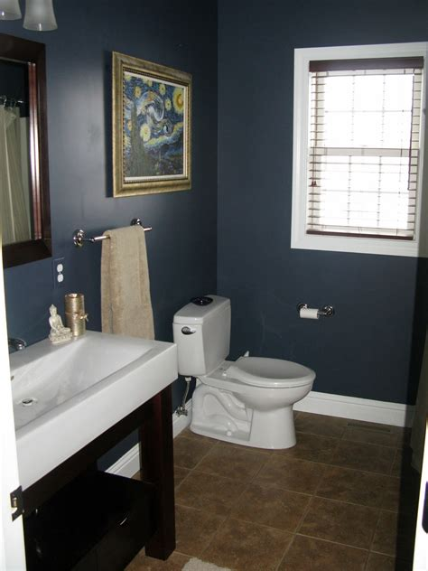 hale navy bathroom love  bellinis ideas