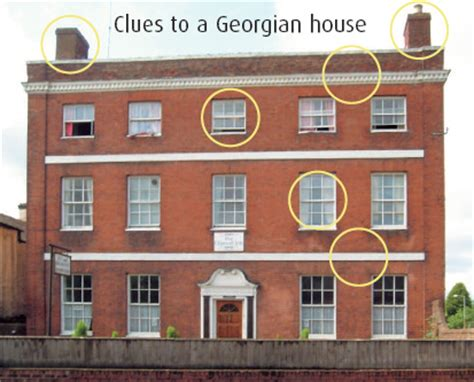 georgian house features pictures cannock heritage trail