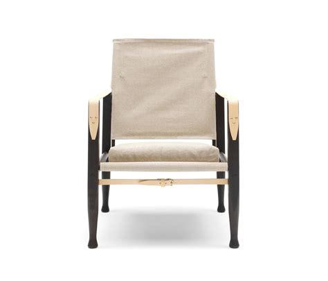 kk4700 safari chair fauteuils d attente de carl hansen