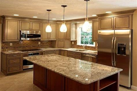 Decorating Ideas Above Kitchen Cabinets - lowes kitchen remodeling photos