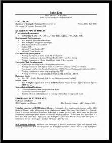 objective in resume for software engineer inspirations profile and objective for software engineer resume sle expozzer