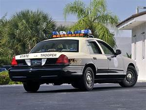 Nevada Highway Patrol Says Goodbye To The Ford Crown ...