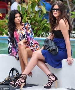 Watch out Kim Kardashian! Reality star's equally gorgeous ...