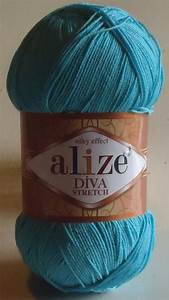 Diva Comfort Stretch yarn a lovely elastic knitting and ...