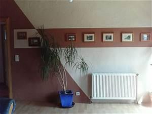 Streifen An Die Wand Malen Beispiele : gro e w nde in fl chen und formen aufteilen ~ Markanthonyermac.com Haus und Dekorationen