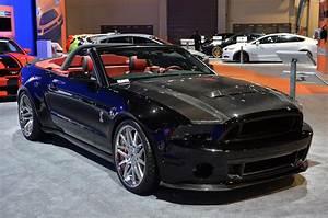 SEMA 2013: Ice Nine 2014 Shelby GT500 Convertible | Mustang News