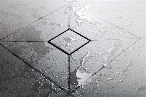 square tile insert shower drain royal square shower