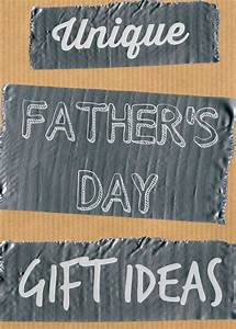 Unique Father's Day Gift Ideas - Project Mommy