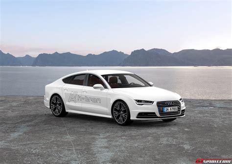official audi a7 sportback h tron quattro concept gtspirit
