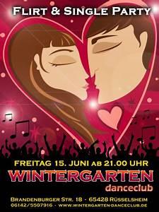 Wintergarten In Rüsselsheim : flirt single party wintergarten danceclub r sselsheim stadtleben de ~ Markanthonyermac.com Haus und Dekorationen