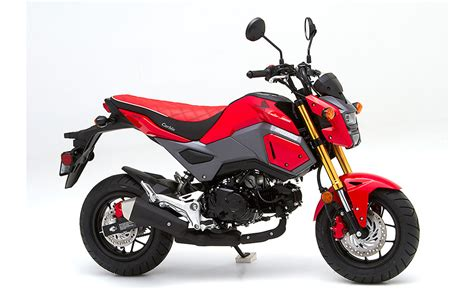 Corbin Announces Dual Saddle For 2017 Honda Grom