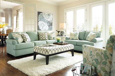 daystar living room set  ashley