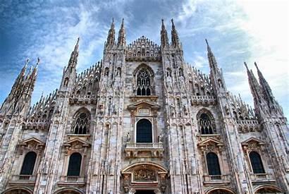 Milan Cathedral Wallpapers Beksinski Zdzislaw Background Desktop