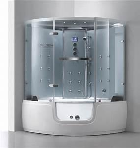 Baignoire D Angle Brico Dépot : superbe baignoire douche leroy merlin ordinaire d angle ~ Dallasstarsshop.com Idées de Décoration