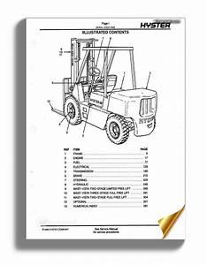 Hyster F005 Parts Manual Pdf